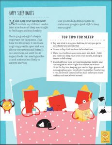 Happy Sleep Habits